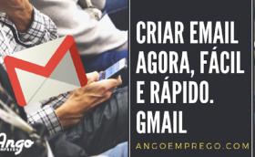 Como criar Email agora passo a passo no Gmail