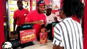 Recrutamento KFC Angola: Enviar Candidatura
