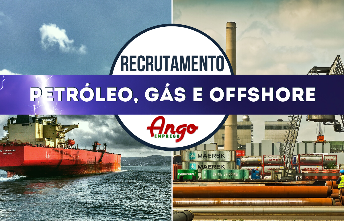 Recruta-se Coordenador de Inspecção Onshore / Offshore
