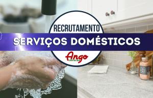 Recruta-se Empregada Doméstica