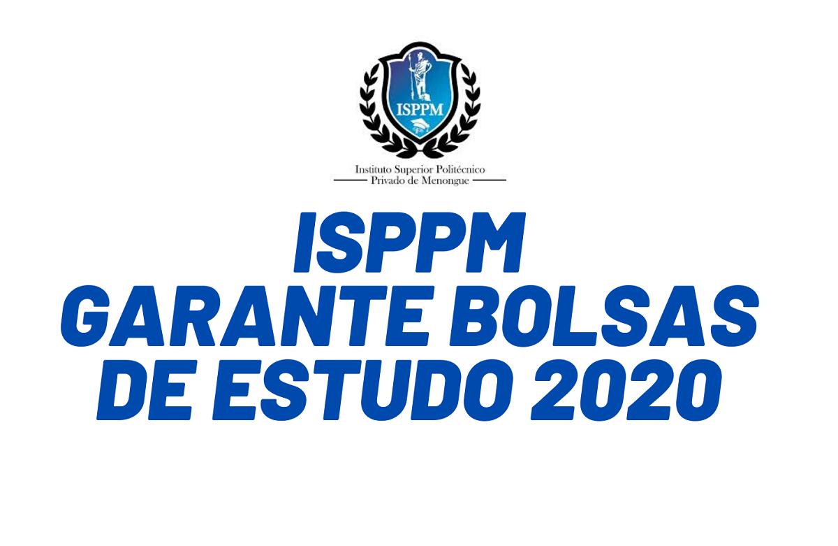 ISPPM garante 20 bolsas internas (Menongue)
