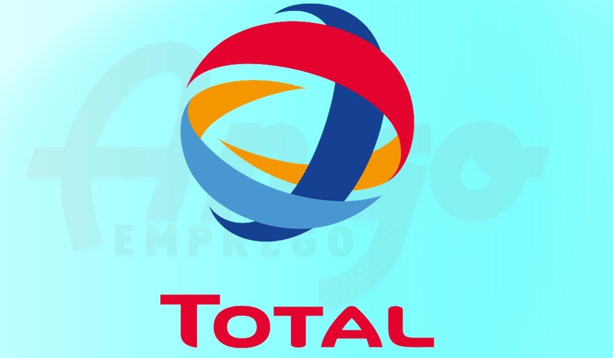 Total logo Ango Emprego Angola