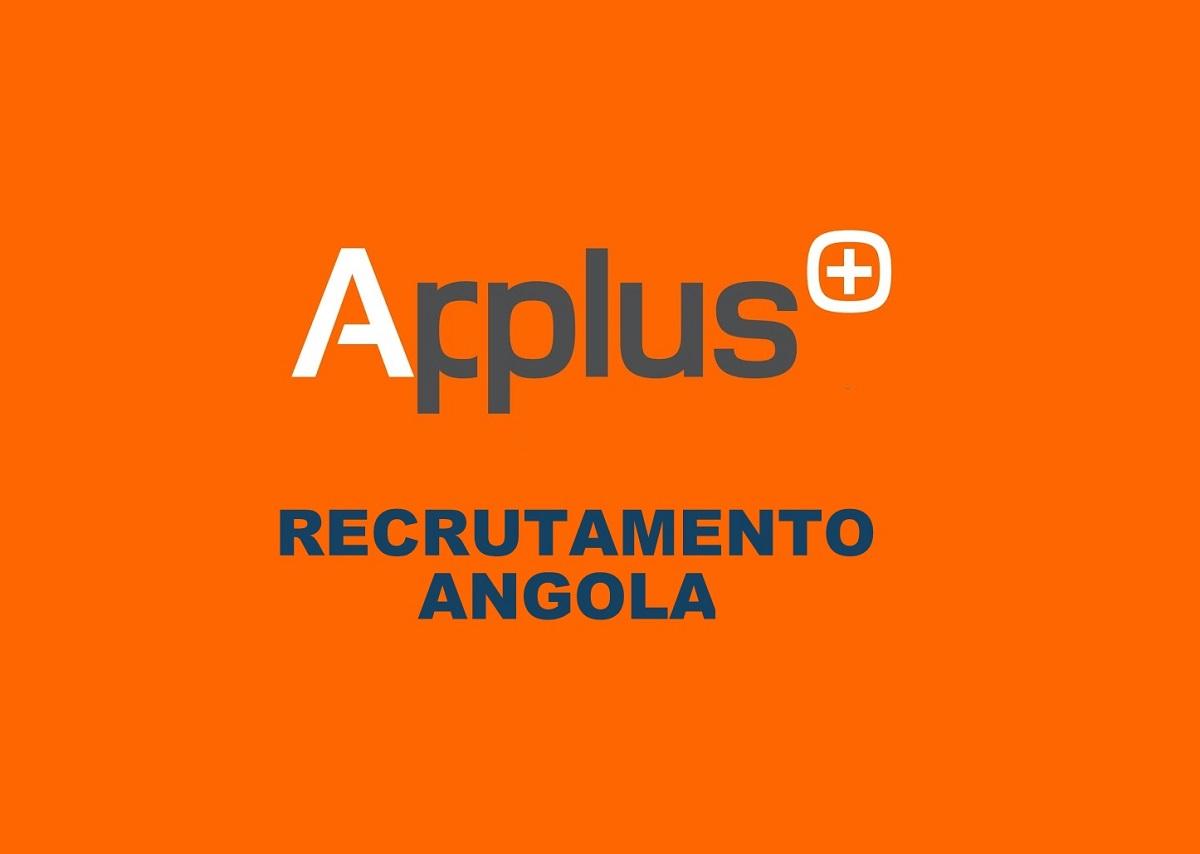 APPLUS precisa de mais de 80 Técnicos Angolanos (Várias Áreas)