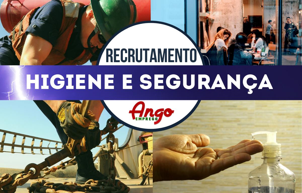 Recruta-se Técnico Superior de Higiene e Segurança