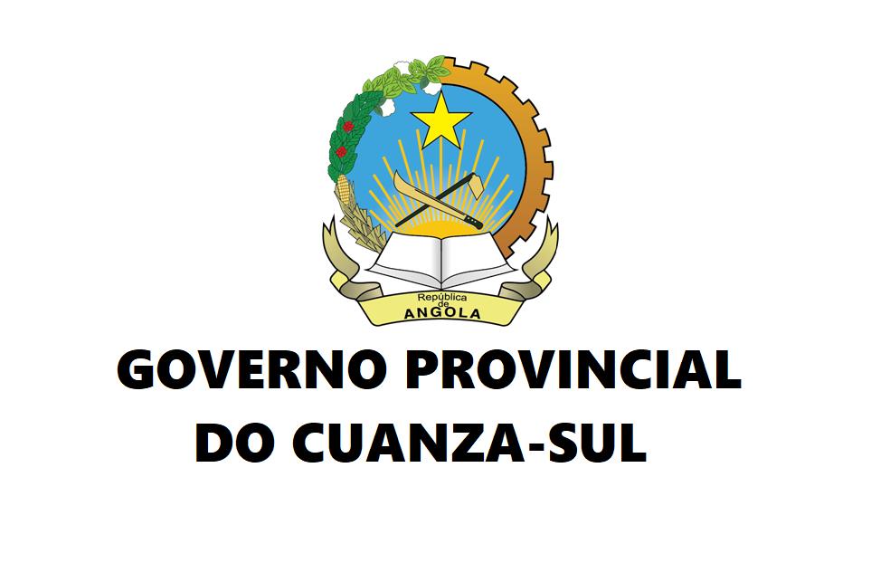 411 Vagas Exitentes no Governo Provincial do Cuanza-Sul