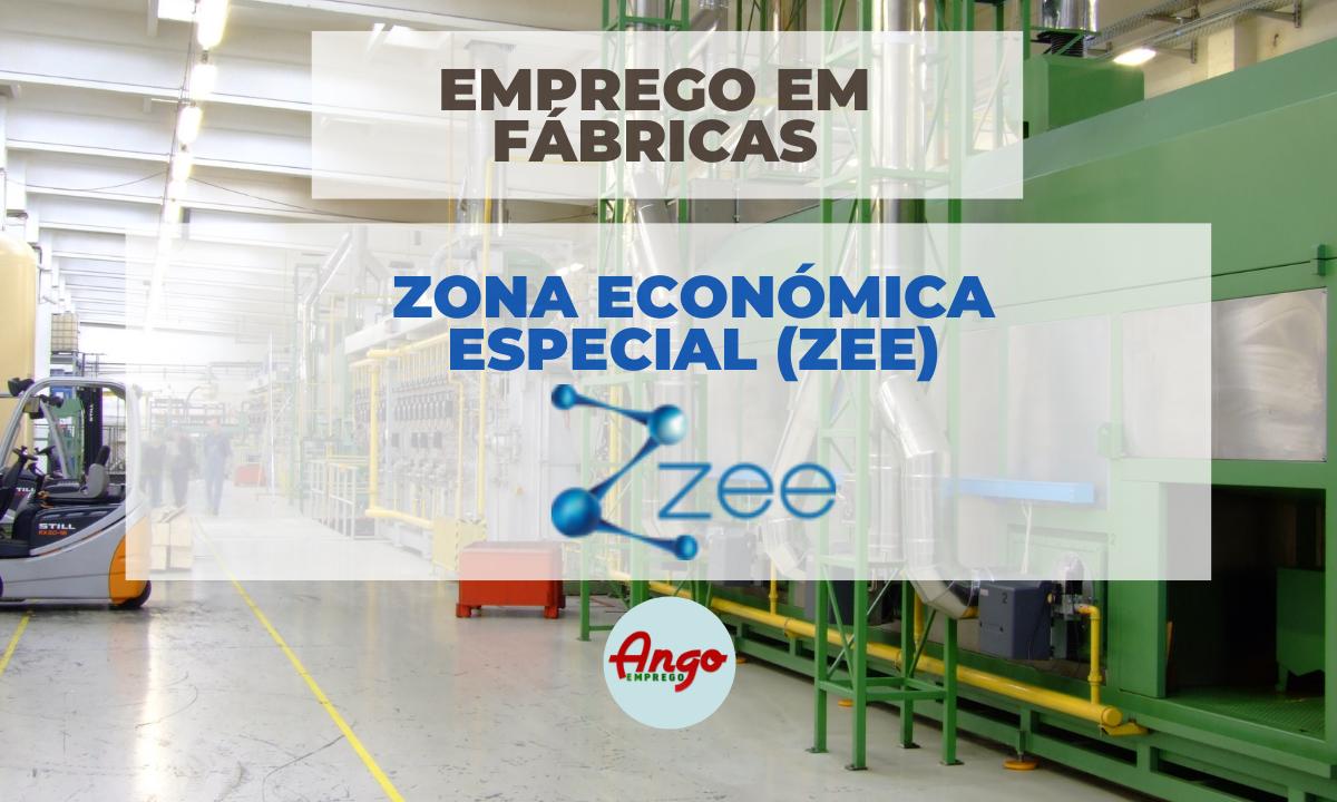 Zona Económica cria cinco Mil Empregos em Fábricas até Dezembro