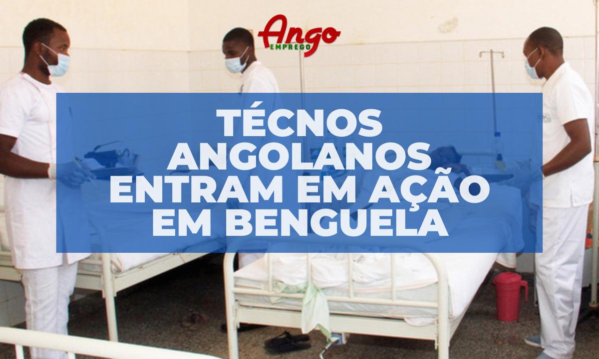 433 novos Admitidos na Saúde colocados em Benguela