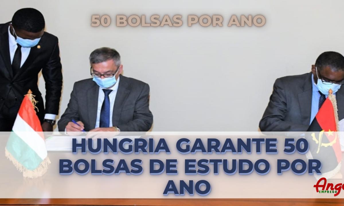 Hungria garante 50 Bolsas de Estudo por ano