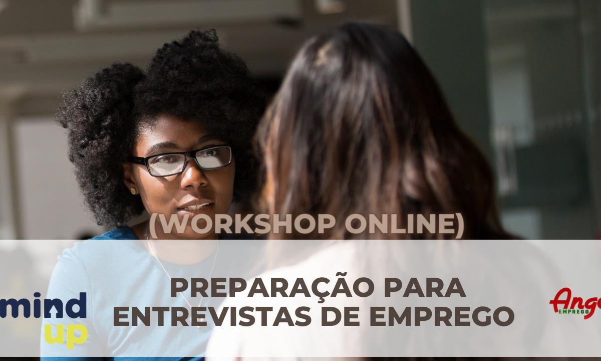 Preparação para Entrevistas de Emprego (Workshop Online)