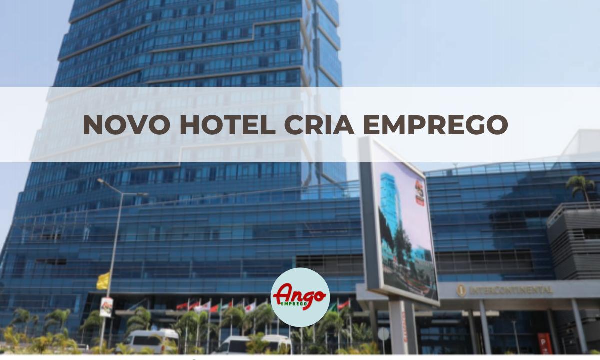 Hotel de cinco estrelas cria mais de 900 postos de trabalho